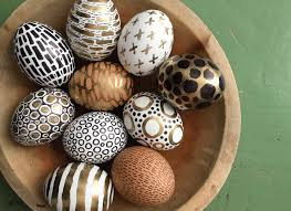 gold easter eggs easter egg design ideas original and easy tinselbox