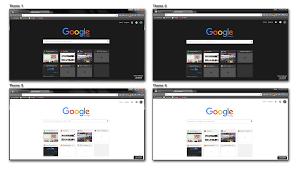 2seven dark grey theme for google chrome by 2seven2 on deviantart