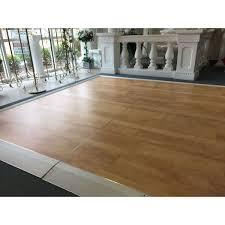 Laminate Dance Floor 4x4 Birch Dance Floor Panels
