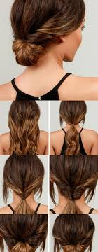Frisuren Zum Selber Machen by 1001 Ideen Wie Sie Effektvolle Hochsteckfrisuren Selber Machen
