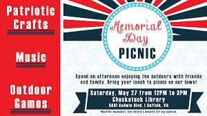 memorial day picnic events in hampton roads hrscene