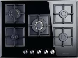 plaque cuisine gaz plaque de cuisine gaz table de cuisson gaz verre kfg7130fs termikel