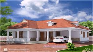 kerala home design courtyard baby nursery house single floor single floor bedroom home with