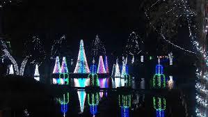 columbus zoo christmas lights wildlights 2017 kicks off at columbus zoo and aquarium wbns 10tv