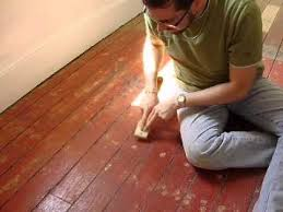 repairing antique pine tongue and groove flooring