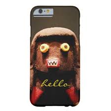 Hello Meme Funny - hello cute funny sweet odd face figure photo barely there iphone