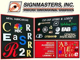 metal letters ny architectural signs nyc logo sign lettering