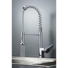 Gooseneck Kitchen Faucet With Spray Kitchen Magnificent Kitchen Sink Faucet With Sprayer Kitchen