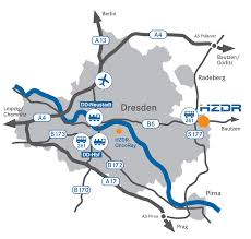 Dresden Germany Map by Directions To The Hzdr Helmholtz Zentrum Dresden Rossendorf Hzdr