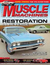 Muscle Car Upholstery Gillin Auto Interiors Media Coverage Gillin Auto Interiors