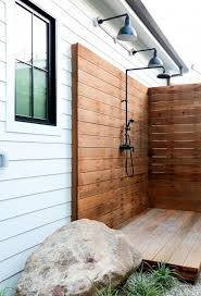 different ideas of outdoor shower ideas u2013 carehomedecor