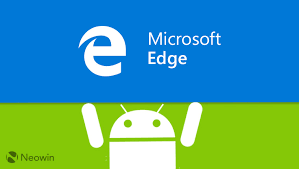 for android microsoft edge for android updated to improve new tab newsfeed