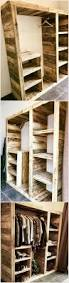 Best 25 Rustic Closet Ideas Only On Pinterest Rustic Closet Best 25 Pallet Closet Ideas On Pinterest Pallet Wardrobe