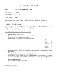 sle resume for senior clerk jobs accountant skills resume awesome accounting jobs administrative