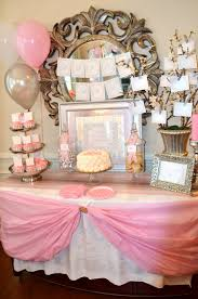 pink and silver baby shower the cheerful home pink and grey chevron baby shower