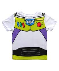 Halloween Costumes T Shirts by Boys I Am Buzz Costume T Shirt