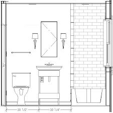 bathroom design plans best 25 bathroom design layout ideas on shower