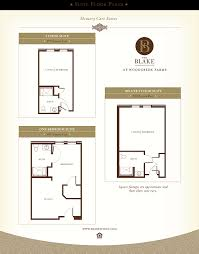 assisted living floor plans columbia south carolina the blake
