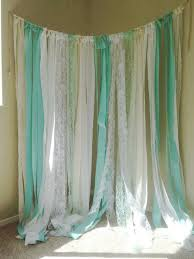 wedding backdrop green mint lace wedding backdrop photo booth