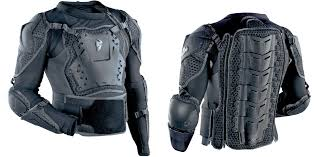 armored leather motorcycle jacket motorcycle gear that doubles as a halloween costume rideapart