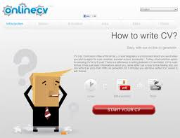 Easy Online Resume by 10 Free Online Tools To Create Professional Resumes Hongkiat