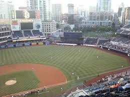 Petco Park Map Petco Park Section 309 Rateyourseats Com
