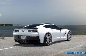 2014 corvette mods photoshoot xo verona brushed silver on aw c7 with a few other mods