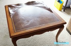French Provincial Table A Table Transformation Anastasia Vintage