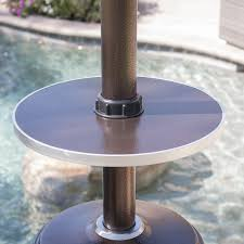 tall propane patio heaters garden outdoor patio heater w table propane standing lpg reguator