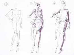 Human Figure Anatomy From Human Anatomy To Fashion Illustration