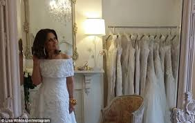 of the gowns today show s wilkinson posts snap in white dress for the