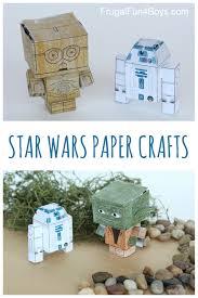 wars paper crafts to make