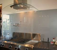 glass backsplash for kitchens 28 trendy minimalist solid glass kitchen backsplashes digsdigs
