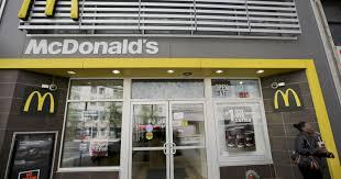 mcdonald s enjoys strong third quarter due to drinks price deals