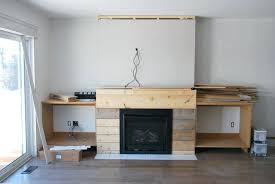fireplace built in cabinets how to design and build gorgeous fireplace built ins the fireplace