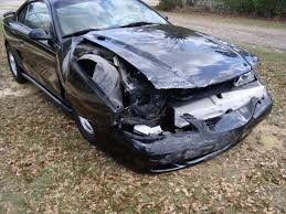 Black 95 Mustang Gt Wrecked My Mustang Ford Mustang Forum