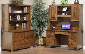 credenza computer desk amish office furniture