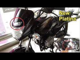 platina new model 2018new bajaj platina comfortec bs4 price mileage new model