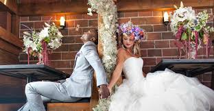 wedding flowers kelowna boho wedding photo shoot blue farm floral design