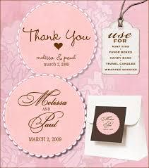 labels for wedding favors 12 best wedding labels wedding label templates images on