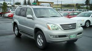 lexus gx seattle 2004 lexus gx 470 4wd 4 7l v8 smpi dohc youtube
