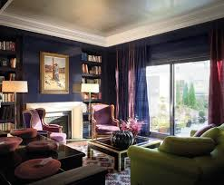 livingroom deco deco room with purple navy gold black bedrooms