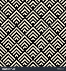 Art Deco Flooring Ideas by Art Deco Black And White Texture Seamless Geometric Pattern