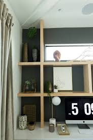 diy built in shelf wall custom design shelf wall and shelves