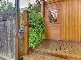 tiny house deck charming and bright tiny house near shoppin vrbo