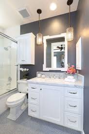 Painted Bathroom Cabinets by Top 25 Best Small Bathroom Colors Ideas On Pinterest Guest