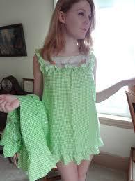vintage baby doll pajamas women u0027s size medium vintage