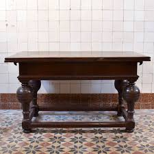 dutch draw leaf table antique dutch expandable table also called