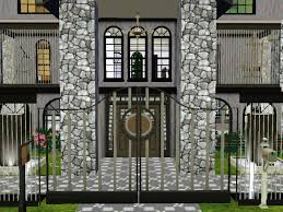Home Front Design Marvellous Simple Front Gate Designs And Minimalist Style Modern