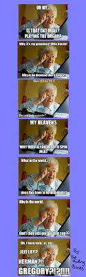 Internet Grandma Meme - internet grandma meme